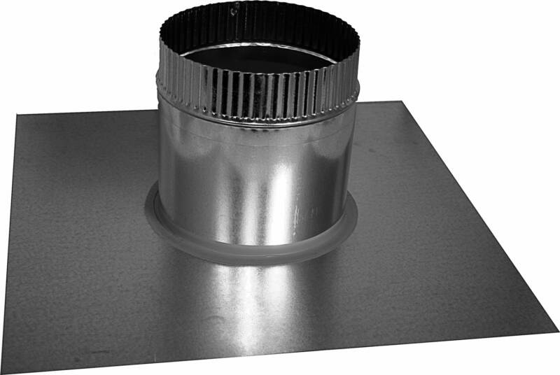 Flat Metal Roof Base