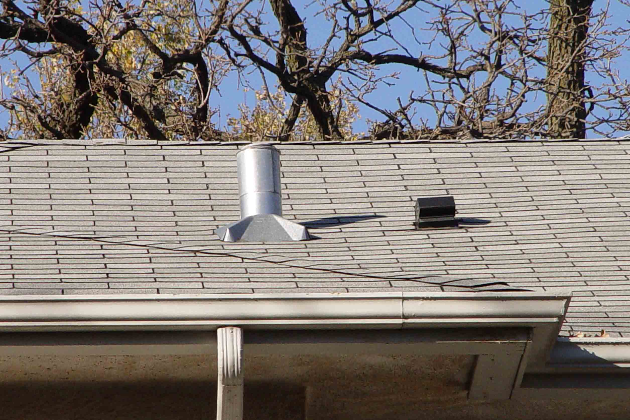 Thick Metal Soil Stack Roof Flashing