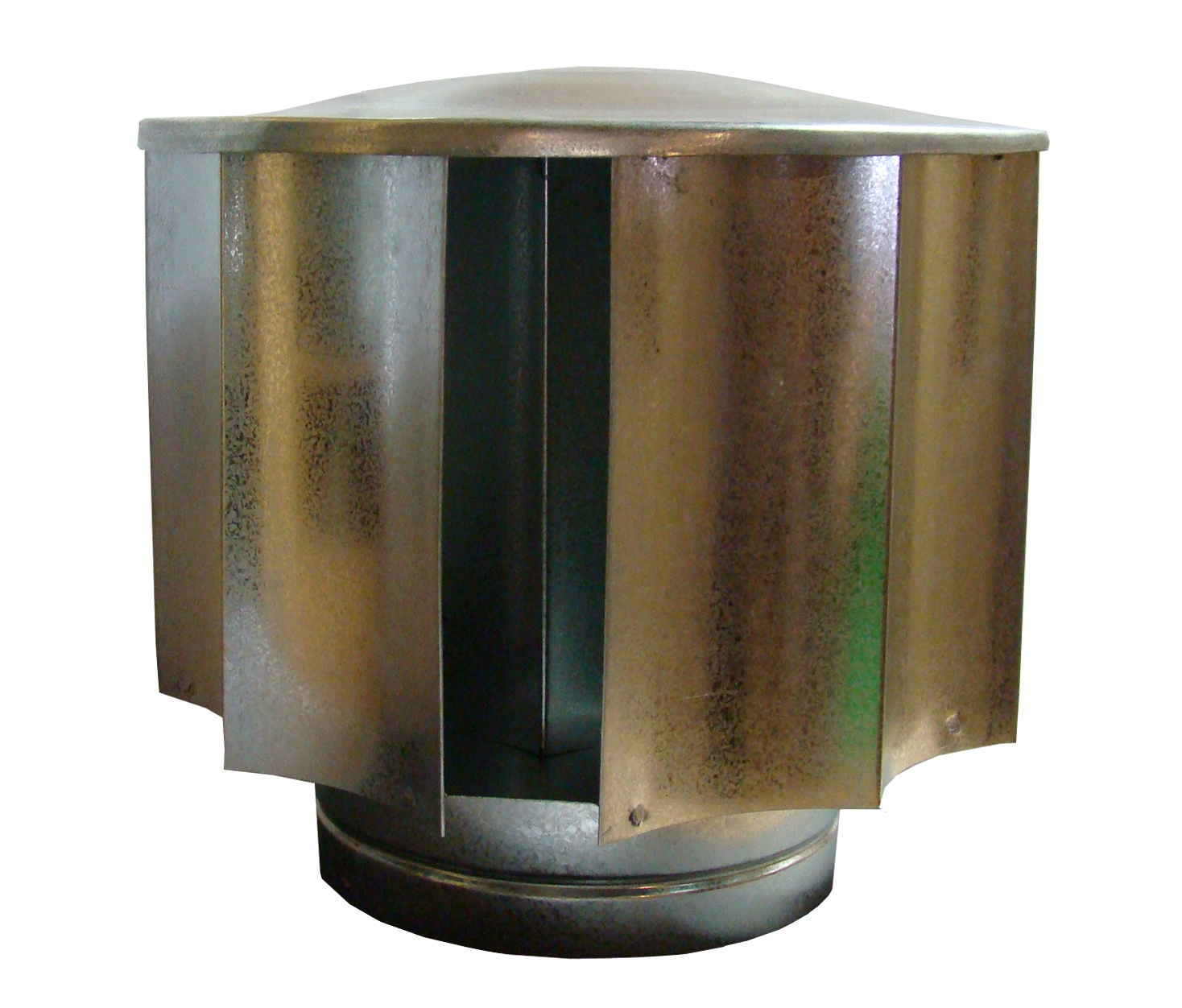 heavy duty wind blocking ventilator cap