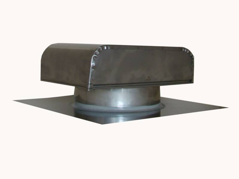 rust proof roof vent