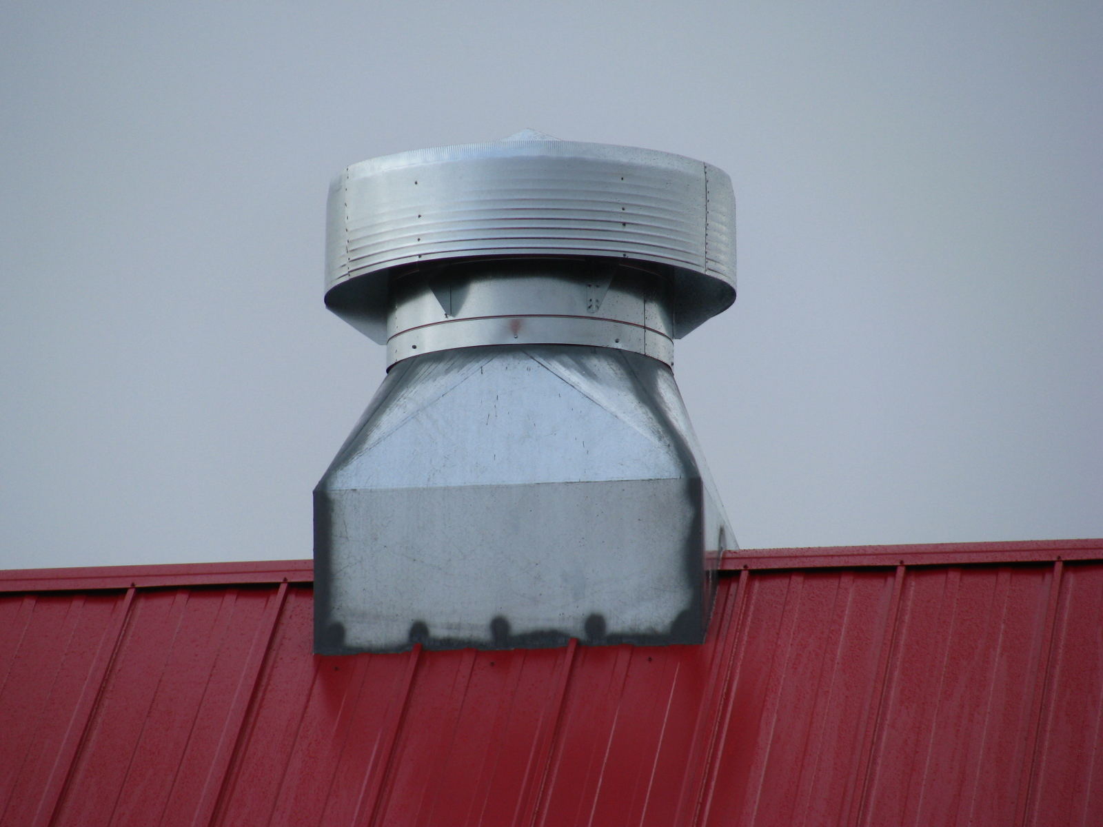 Industrial Roof Vents : Commercial roof vents by luxury metals