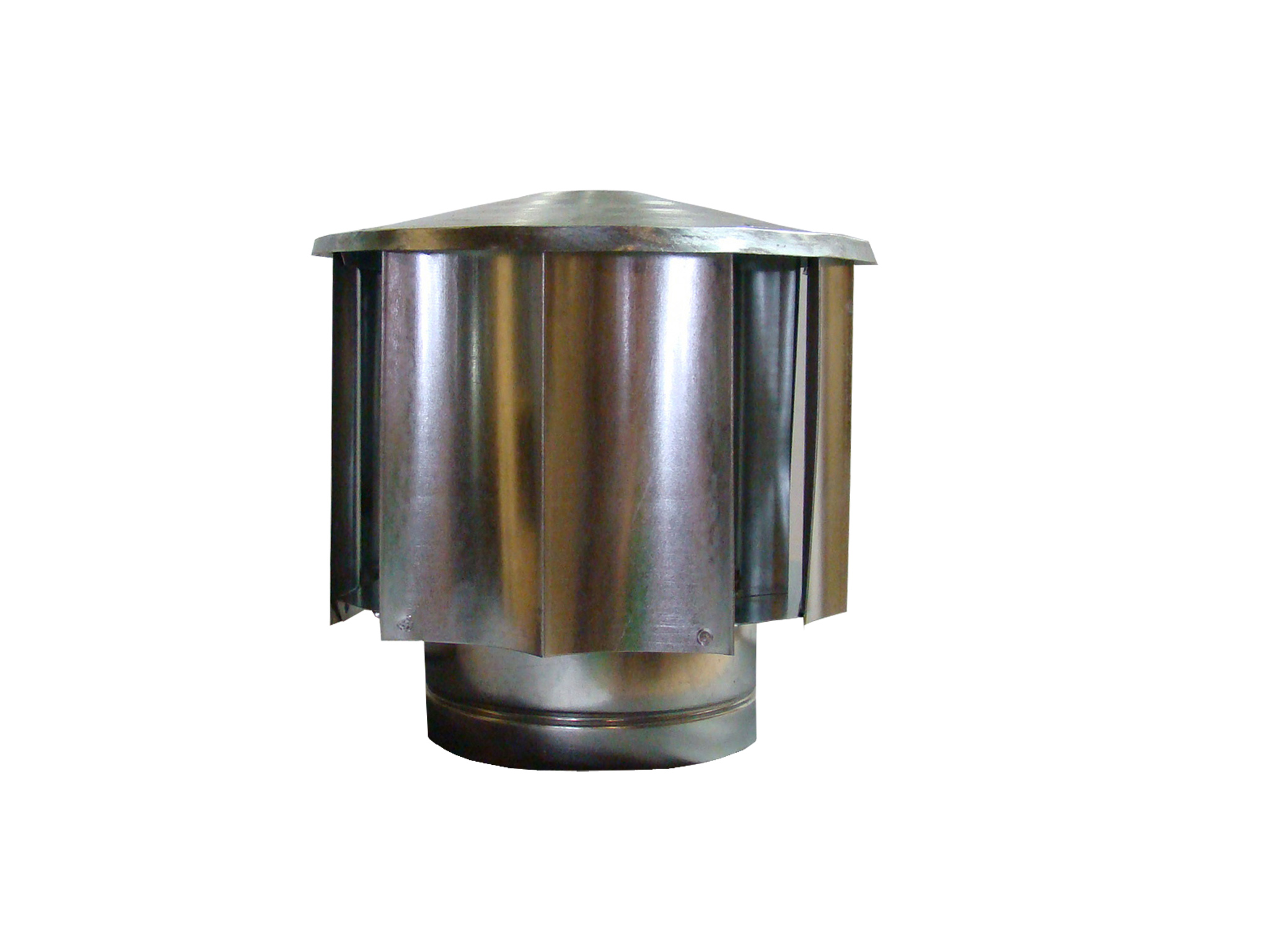 high wind roof gas vent cap