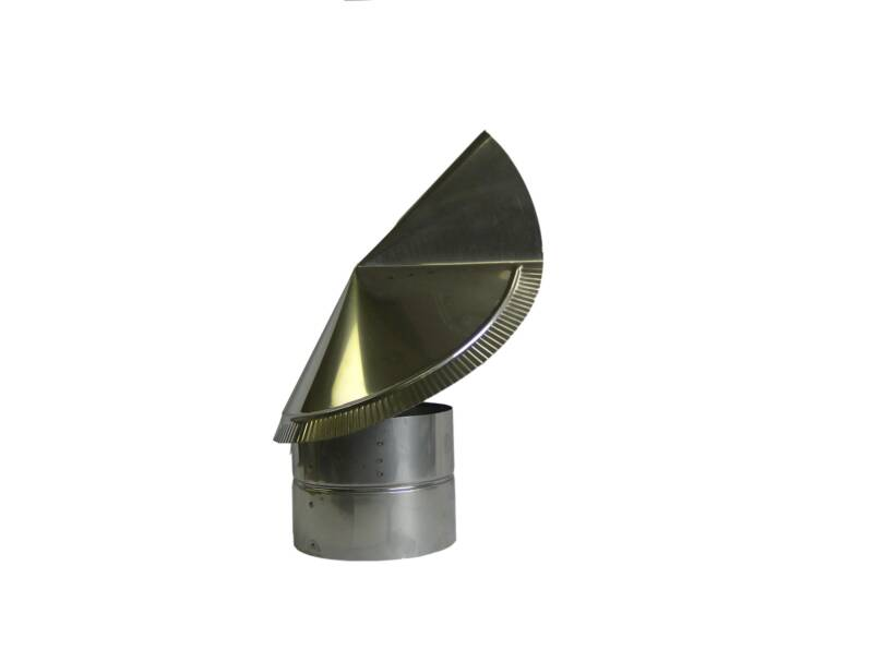 steel wind chimney cap for draft problems