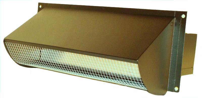 Energy Saver Wall Vents by Luxury Metals