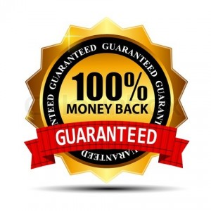 Luxury Metals Money Back Guarantee