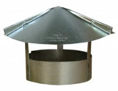 metal chimney rain cap