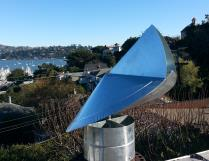 wind cowl chimney cap