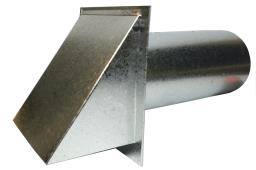 heavy duty metal dryer vent