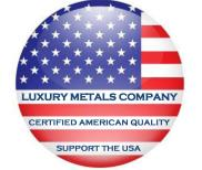 American Made Metal Vents from Luxury Metals