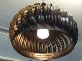 turbine pendant lights
