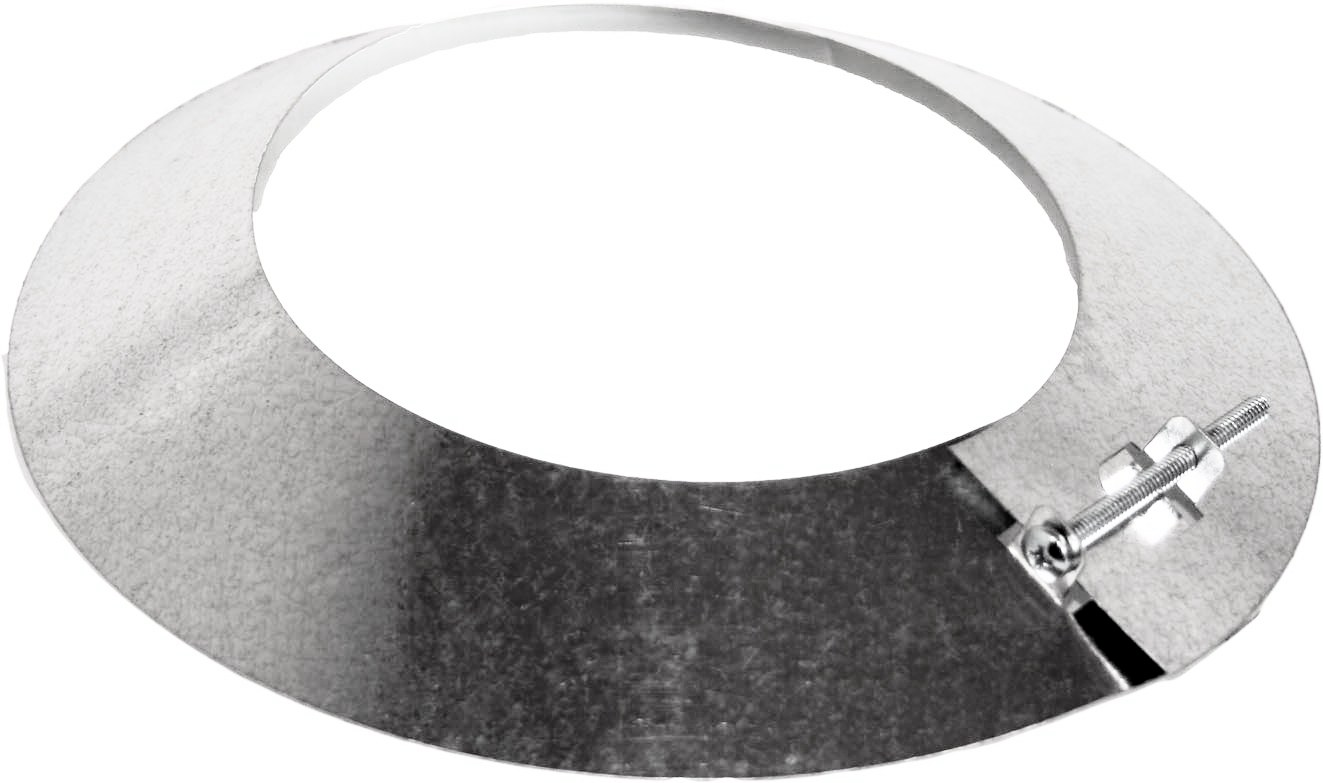 Stainless steel storm collars