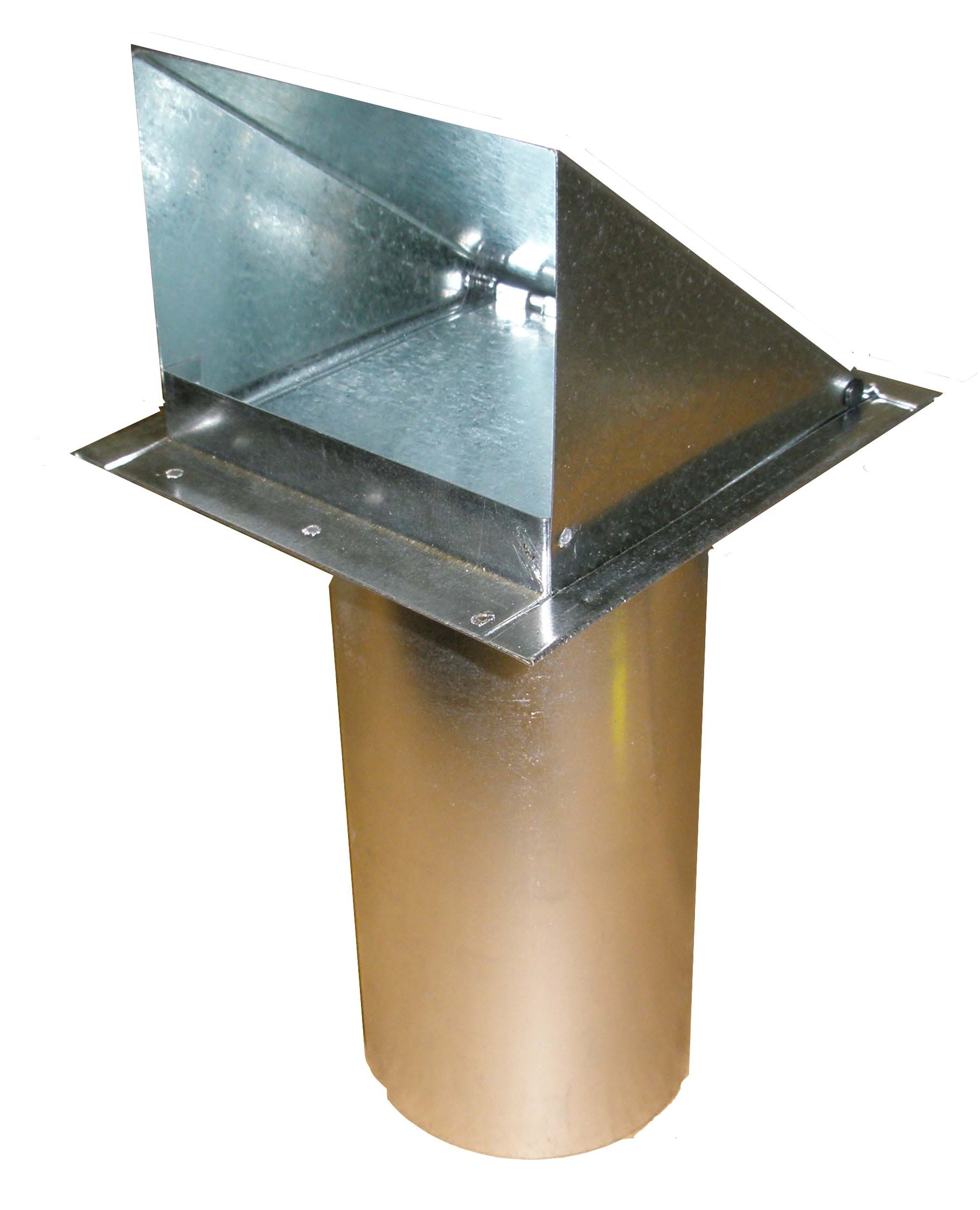 energy efficient exterior vent cap